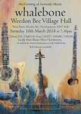 Whalebone at the Village Hall
